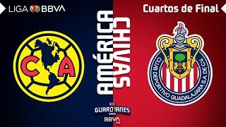 Resumen y Goles | América vs Chivas | Liga BBVA MX - Guardianes 2020 - Cuartos de Final
