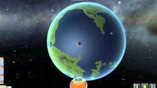 Kerbal Space Program - Real Solar System Apollo-Style Moon Landing