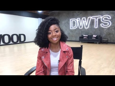 DWTS: Skai Jackson on How Host Tyra Banks INSPIRES Her on the Dance Floor (Exclusive)