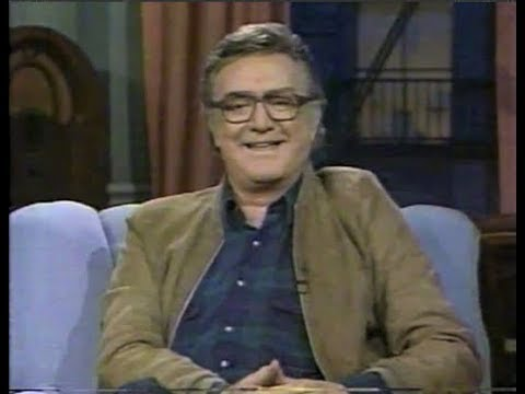 Steve Allen on Later with Bob Costas, September 27, 1989