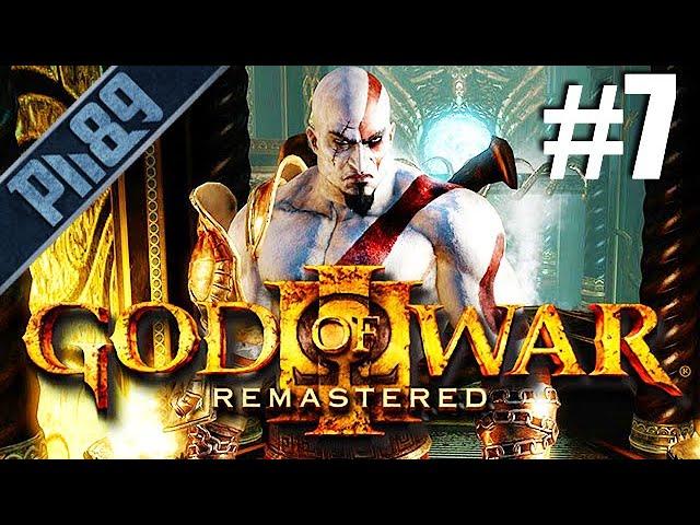 ELJÖTTEM ÉRTED ZEUSZ | God of War 3 Remastered #7 - ENDING