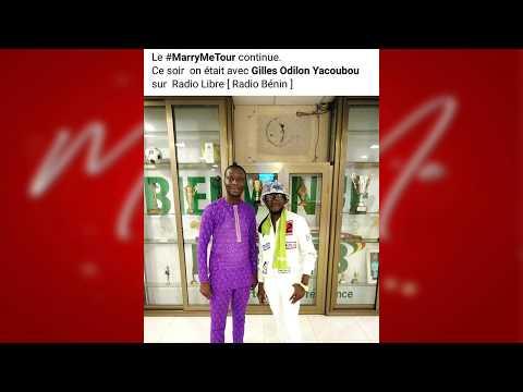 ABASS OBAORIN SUR RADIO BENIN(#MarryMeTour229)
