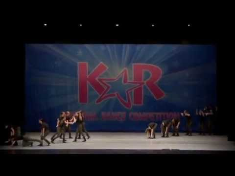 The Hunger Games - Senior Large Group Hip Hop - YouTube