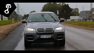BMW X6M50d (E71) Тест-драйв; zhmuraTV