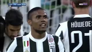 Juventus vs Sampdoria: prediction and last match highlight