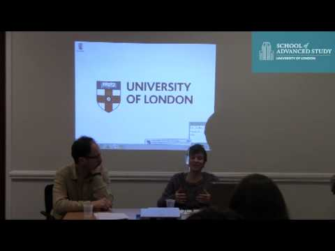 London Screenwriting Seminar: Sean French and Nicci Gerrard