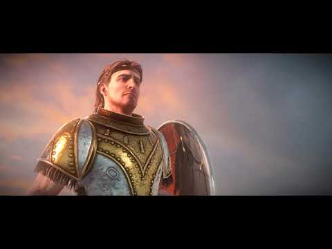 Ajax and Diomedes Announce Trailer [Press – USK]