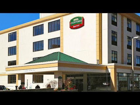 Courtyard Marriott Ottawa (4K) Hotel Review