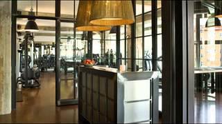 видео Гостиная BERLIN «Берлин» (композиция 2) Фасад Шоколад Глянец