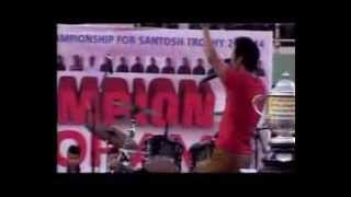 Vanlalsailova - Zoram tang fan fan (Santosh Trophy Champion Celebration)