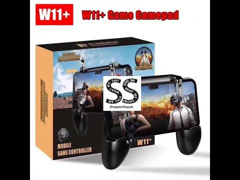 Gamepad W11 All In One W11+ Pubg Trigger Gaming Joystick Controller Online in Pakistan