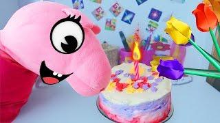 День Рождения Пиги – Влог Пиги и как бы живых зверей