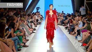 MARCHESA Bridal 4th Arab Fashion Week Ready Couture & Resort 2018   Fashion Channel