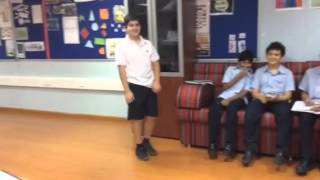 Year 8 Arabic Fashion Show