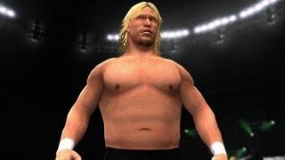 WWE'13(XBOX360版)で作成した高山善廣です。WWE'13 CAW Yoshihiro Takay...