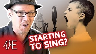 Singing exercises for ABSOLUTE Beginners | #DrDan