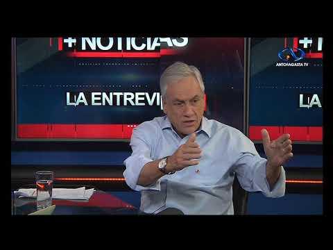 LA ENTREVISTA - SEBASTIÁN PIÑERA