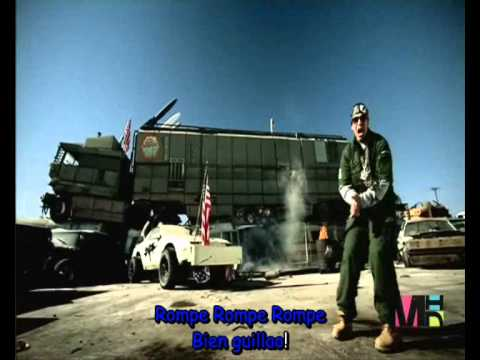 Daddy Yankee - Rompe (Karaoke Original)
