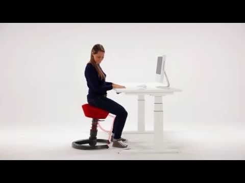 How to use the swopper chair