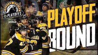 Boston Bruins 2018 Playoffs - Comeback Kid(s)