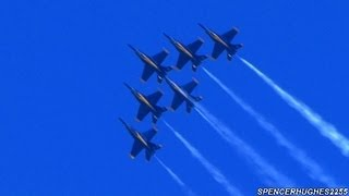 2012 U.S.N. Blue Angels