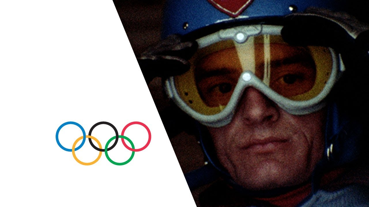 Jean-Claude Killy Wins All Three Alpine Skiing Events - Grenoble 1968 Winter Olympics