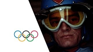 Jean-Claude Killy Wins All Three Alpine Skiing Events - Grenoble 1968 Winter Olympics