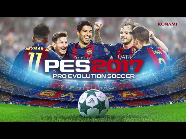 PES 2017 -PRO EVOLUTION SOCCER- [FR]
