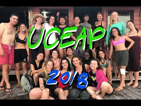 UCEAP Australia & Solomon Islands 2018