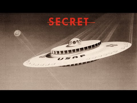 Secret military flying saucer research: Project 1794