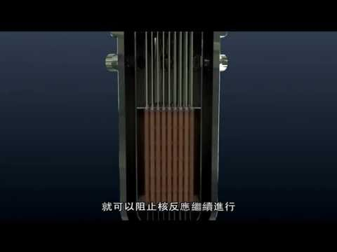 核能電廠- 鈾燃料、控制棒與核反應爐 Uranium, Control Rods and Nuclear Reactor