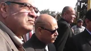 مصر العربية   محافظ الغربية والوفد الألمانى يتفقدان منطقة لتجمع القمامة بطنطا