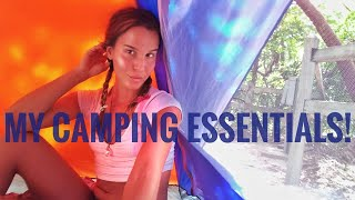 Camping Essentials in The Florida Keys