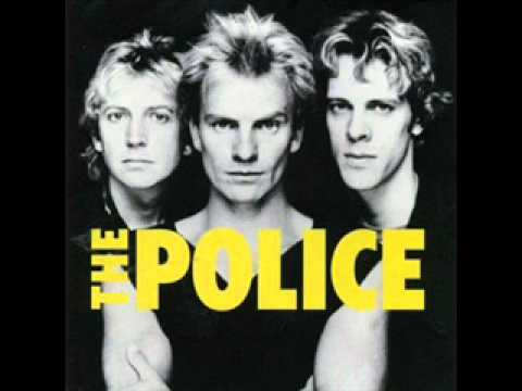 DRUMLESS The Police - Roxanne