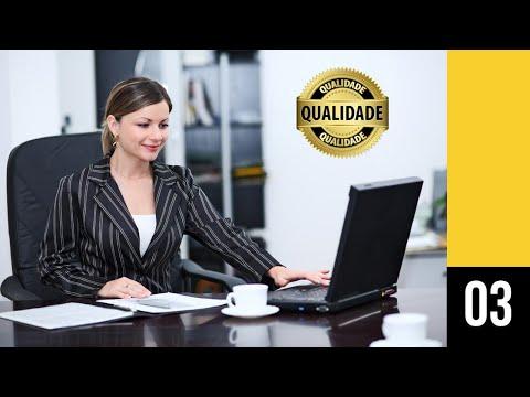 Vídeo Curso tecnico secretariado