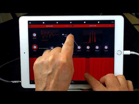 REASON COMPACT by Propellerhead - Demo for the iPad