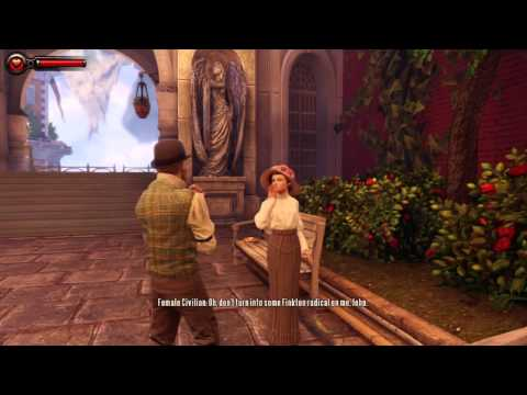 BioShock Infinite : Welcome to Columbia! - Intro - Gameplay