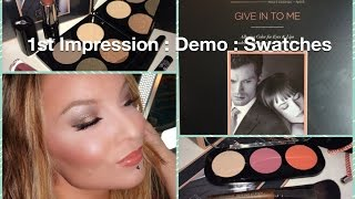 1st Impression : Demo : Make Up For Ever and Fifty Shades of Grey Makeup Sets Thumbnail