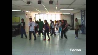 Silent Crew Street Dance Class /  Love Faces - Trey Songz