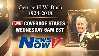FULL COVERAGE: President George H.W. Bush State Funeral In Washington D.C.