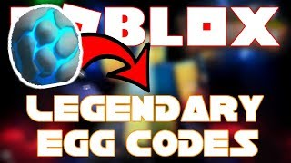 *ALL* MINING SIMULATOR LEGENDARY EGG CODES! | LEGENDARY PETS & MORE | ROBLOX