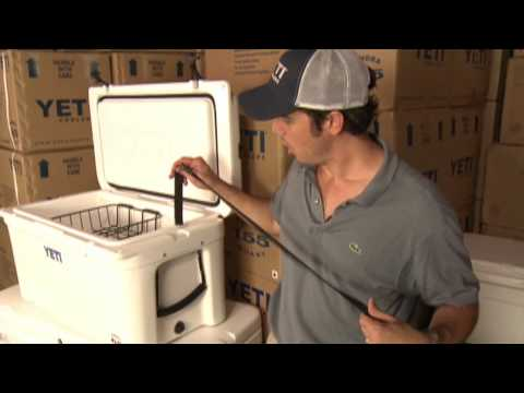 Best Ice-Chest in the WORLD!  YETI Coolers