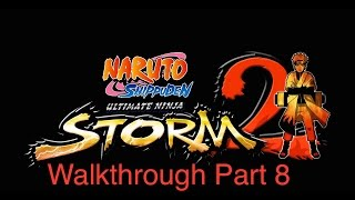 Naruto Ultimate Ninja  Storm 2 Walkthrough Part 8 (No commentary)