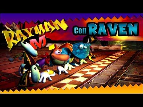GRITOS Y CARRERAS | Rayman M con Raven (Parte 2)
