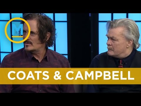 Kim Coates and Nicholas Campbell hit the stage together in new Canadian production   Your Morning