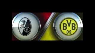 SC Freiburg - Borussia Dortmund 0-2 Alle Tore und Highlights 27/09/2012 fifa12