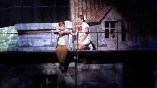 Мюзикл Баллада о Маленьком Сердце - Над городом (Фрагмент) 12.12.2015