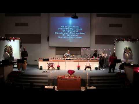 WSCC CHRISTmas Eve Program 2014