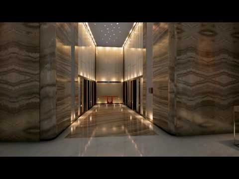 Hotel Lobby Walkthrough
