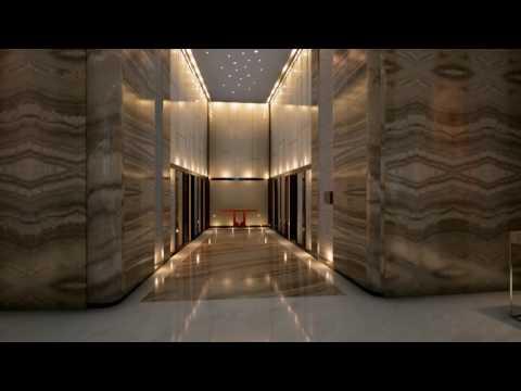 Hotel Lobby Walkthrough